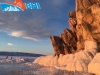 Sunset Shaman rock Khuzir